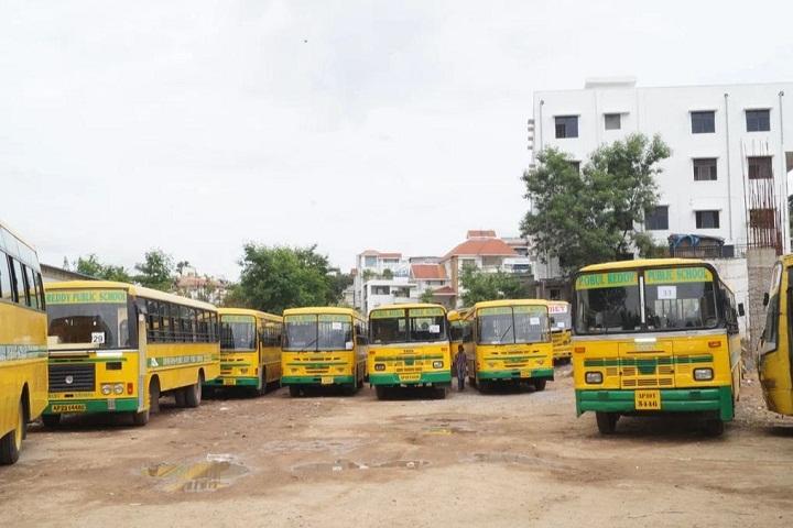 P Obul Reddy Public School-Transport