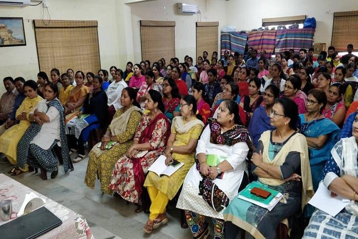 Pallavi Model School-Auditorium