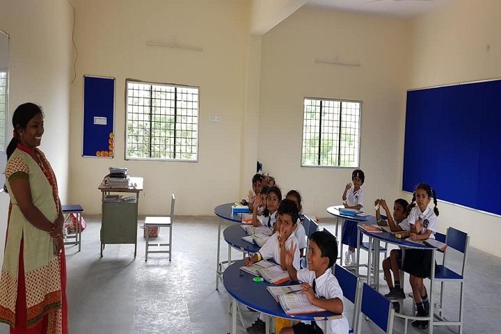 Pallavi Model School-Class Room