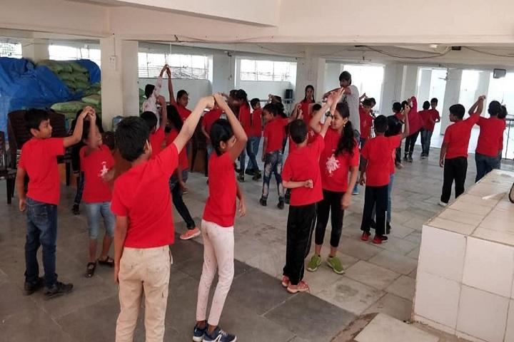 Pallavi Model School-Dance Room