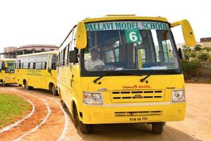 Pallavi Model School-Transport