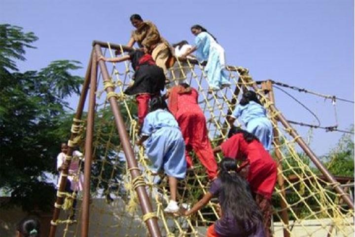 Panineeya Mahavidyalaya Public School-Camp