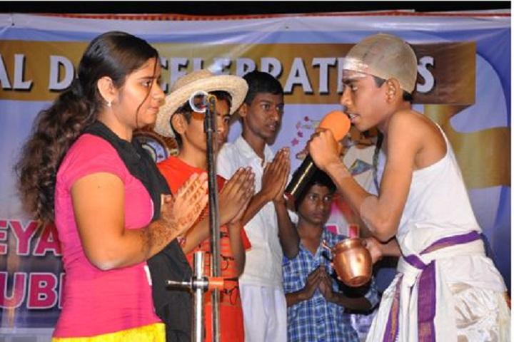 Panineeya Mahavidyalaya Public School-Drama