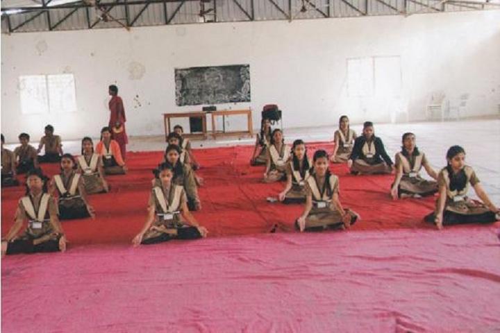 Panineeya Mahavidyalaya Public School-Yoga