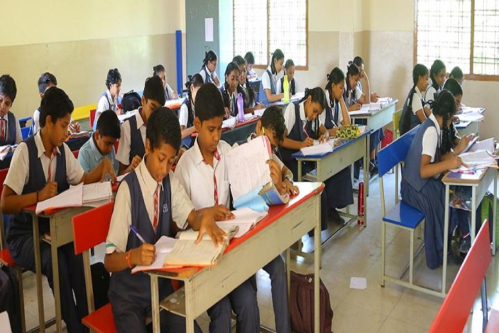 Panineeya Mahavidyalaya Public School-Class Room
