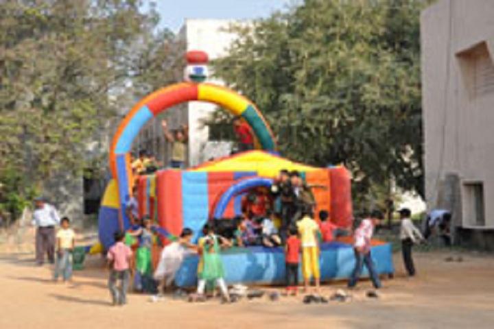 Panineeya Mahavidyalaya Public School-Kids Area