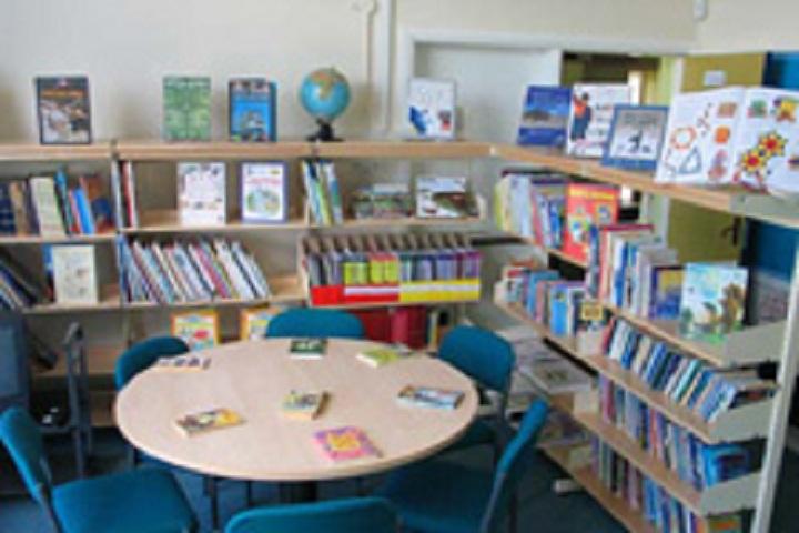 Panineeya Mahavidyalaya Public School-Library