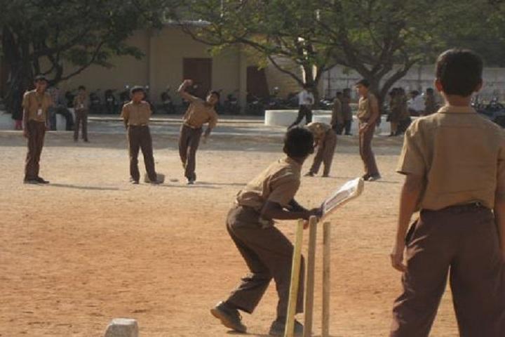 Panineeya Mahavidyalaya Public School-Sports