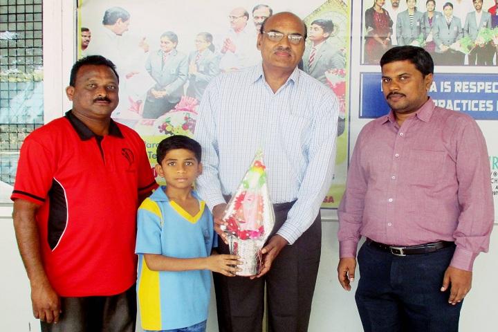 Paramita Heritage School-Events