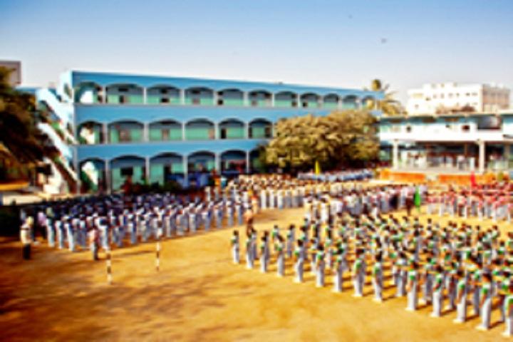 Paramita Heritage School-Ground