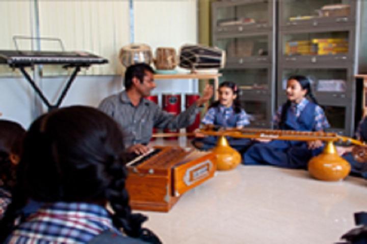 Paramita Heritage School-Music-Room