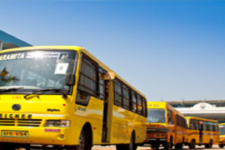 Paramita Heritage School-Transport