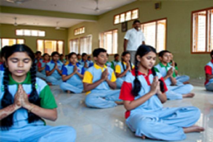 Paramita Heritage School-Yoga