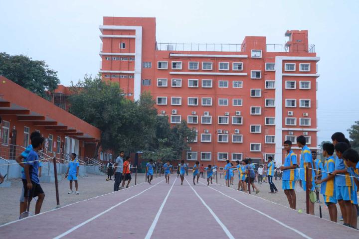 Paramita Heritage School - School Campus View