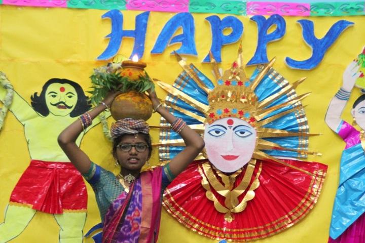 Pearson School-Festival Celebrations