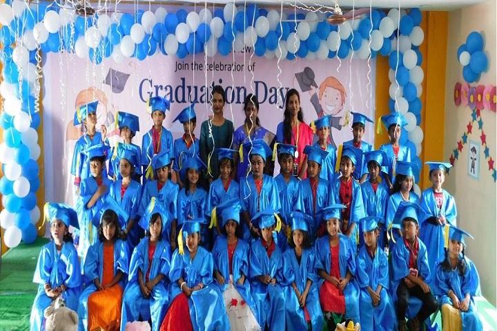 Pearson School-Graduation Day