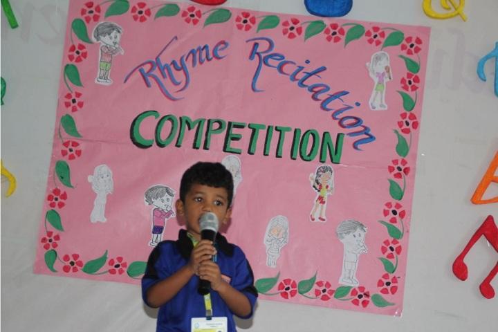 Pearson School-Rhyme Reciation