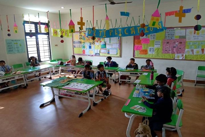 Pearson School-Class