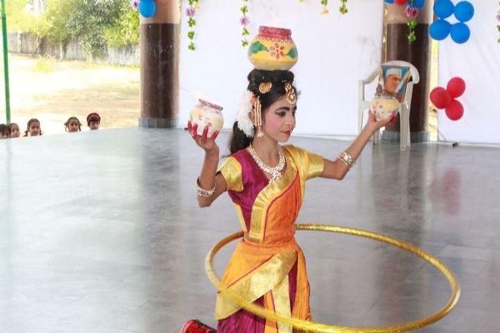 Chavara Academy-Classical Dance