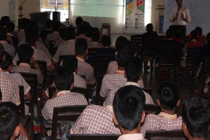 Chavara Academy-Classroom