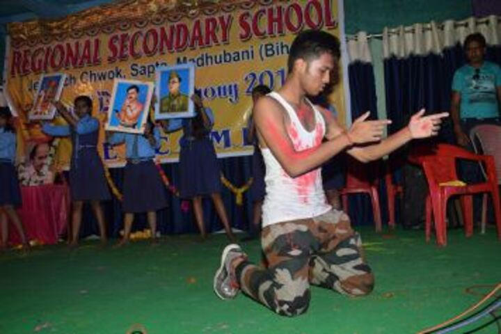 Regional Secondary School-Drama