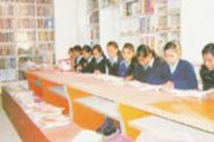 Regional Secondary School-Library