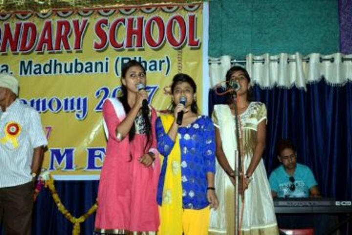 Regional Secondary School-Singing