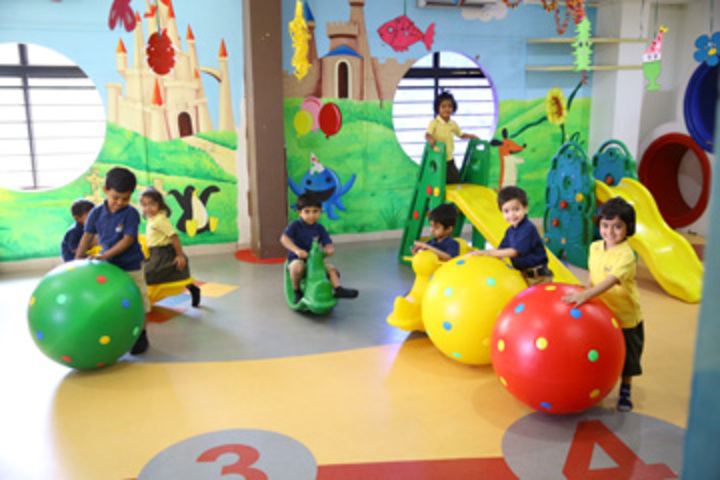 Phoenix Greens School Of Learning-Play Room