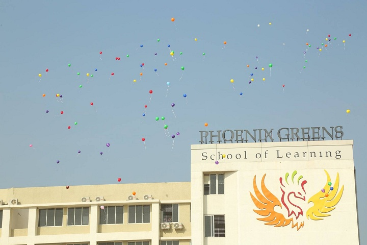 Phoenix Greens School Of Learning-Campus