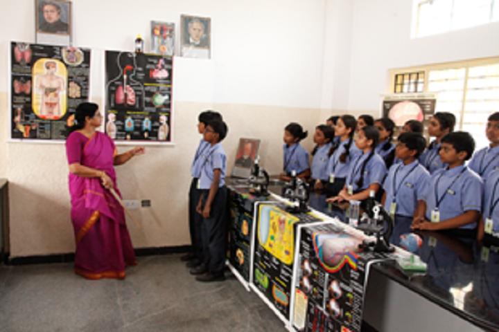 Pragathi Central School-Biology Lab