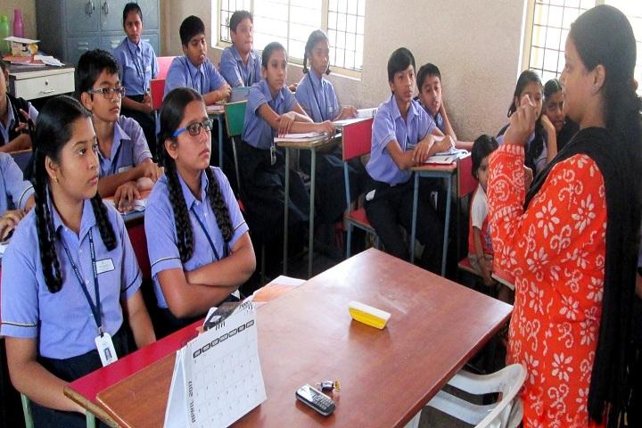 Pragathi Central School-Class