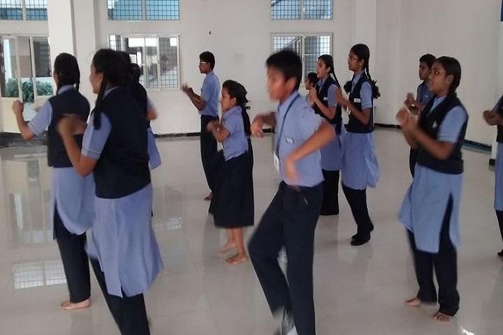 Pragathi Central School-Dance Room