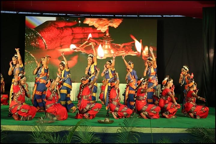 Pragathi Central School-Dance Activity