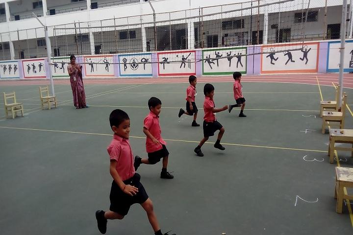 Pragathi Central School-Games