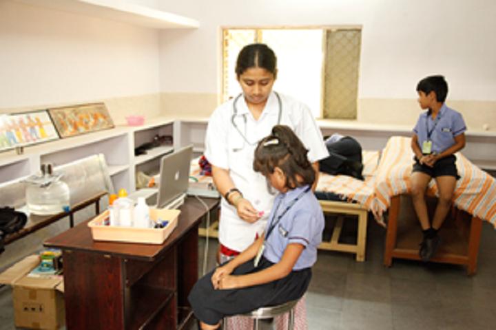 Pragathi Central School-Medical