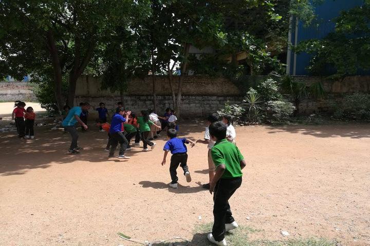 Radcliffe School-Play Ground