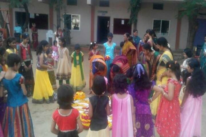 Rajadhani Residential School-Festival Celebrations