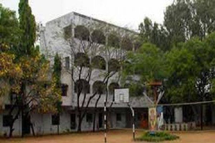 Rajadhani Residential School-Basket Ball Court