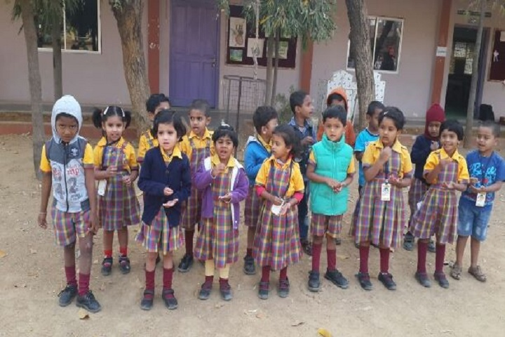 Rajadhani Residential School-Kids Activity