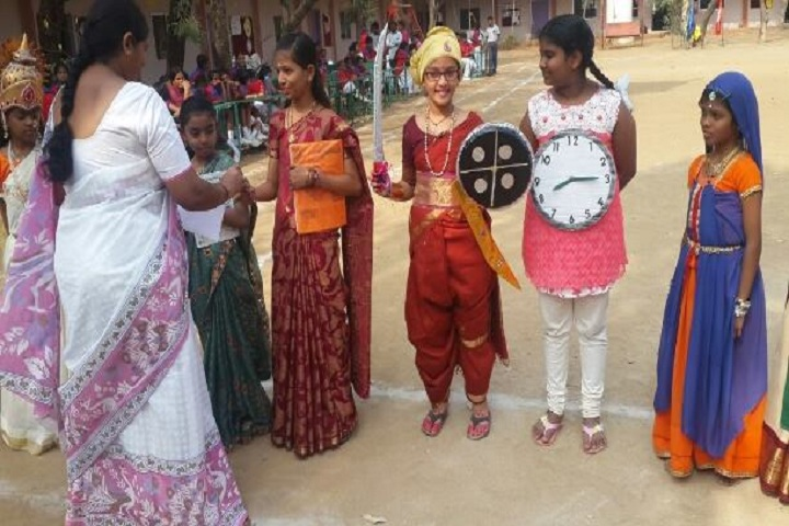 Rajadhani Residential School-Role Play