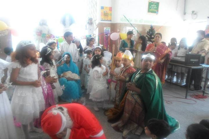 Rishi Public School-Christmas Celebrations