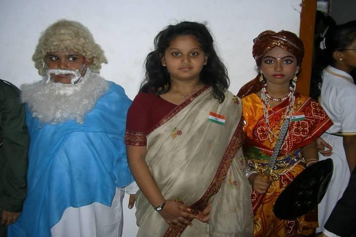 Rishi Public School-Fancy Dress Competition
