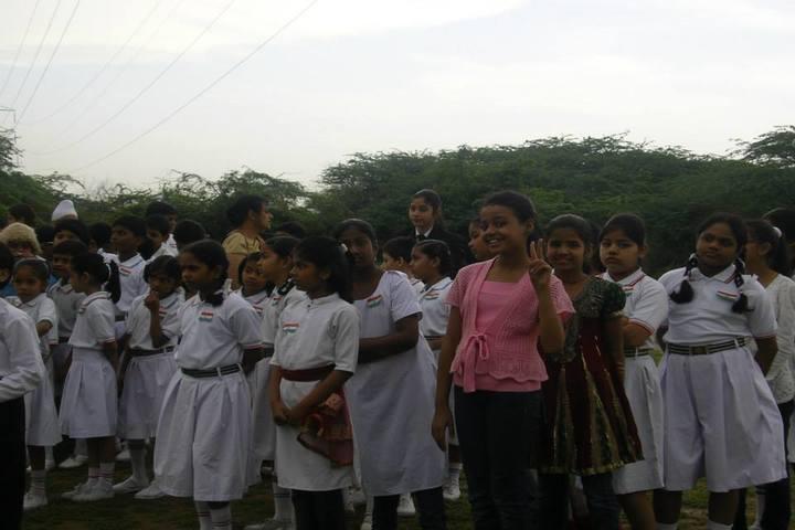 Rishi Public School-Independence Day