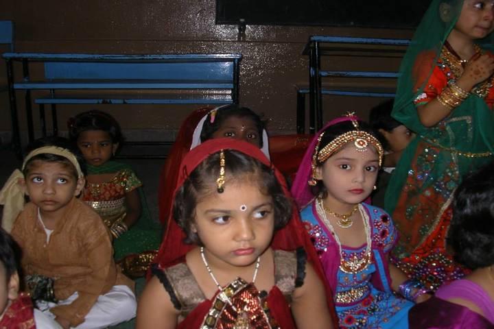 Rishi Public School-Janmashtami Celebrations