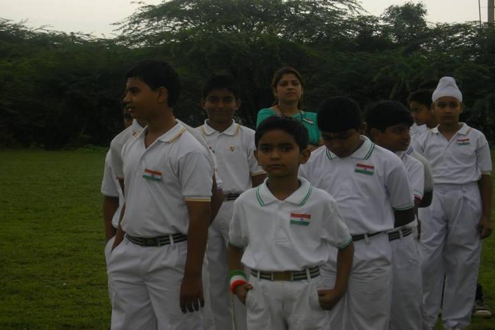 Rishi Public School-Republic Day