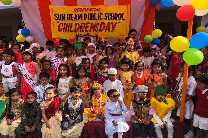 Residential Sun Beam Public School-Childrens Day