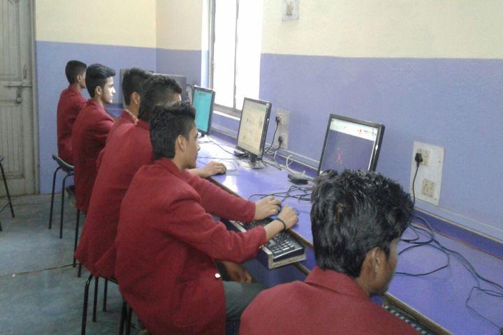 Residential Sun Beam Public School-Computer Lab