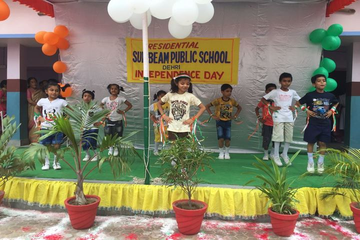 Residential Sun Beam Public School-Dance