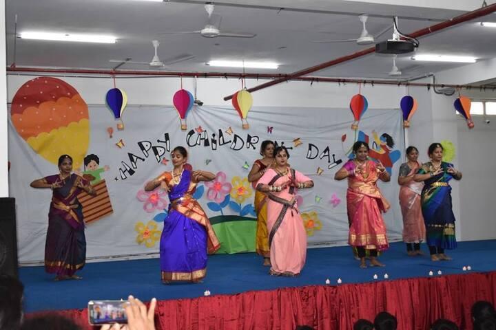 Rockwell International School-Dance