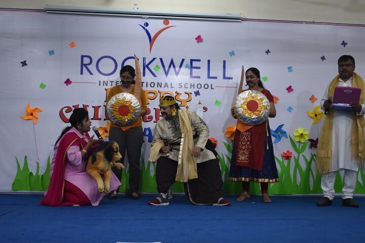 Rockwell International School-Drama